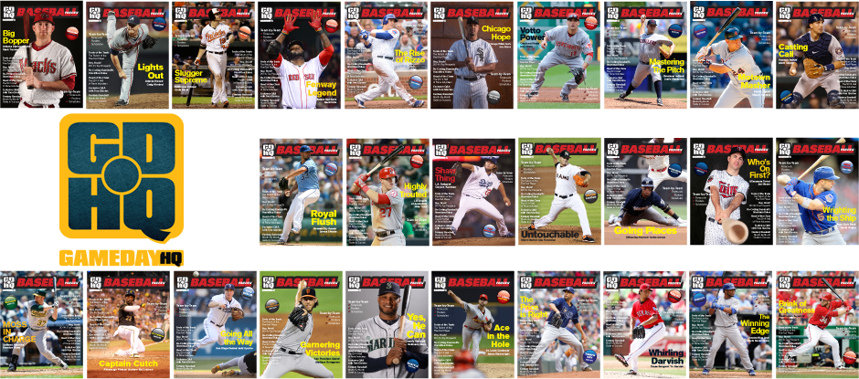 GamedayHQ MLB Covers